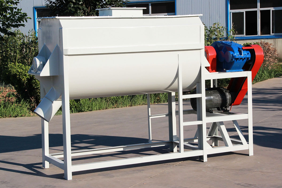 horizontal feed mixer for sale