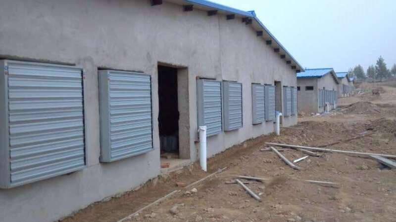 exhaust fan used in chicken farm