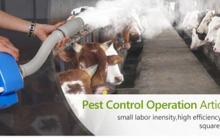 5L spray portable disinfection fogger