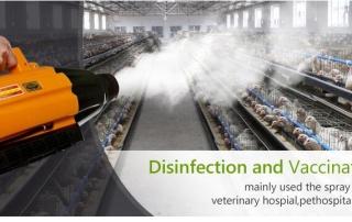 Portable Disinfection Sprayer