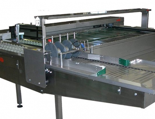 Egg Grader Machine with Ink Jet Printer