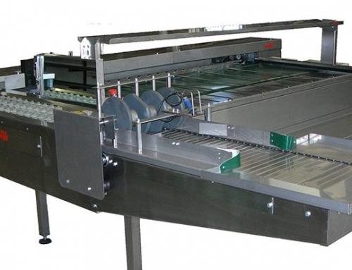 Egg Grader Machine with Ink Jet Printer