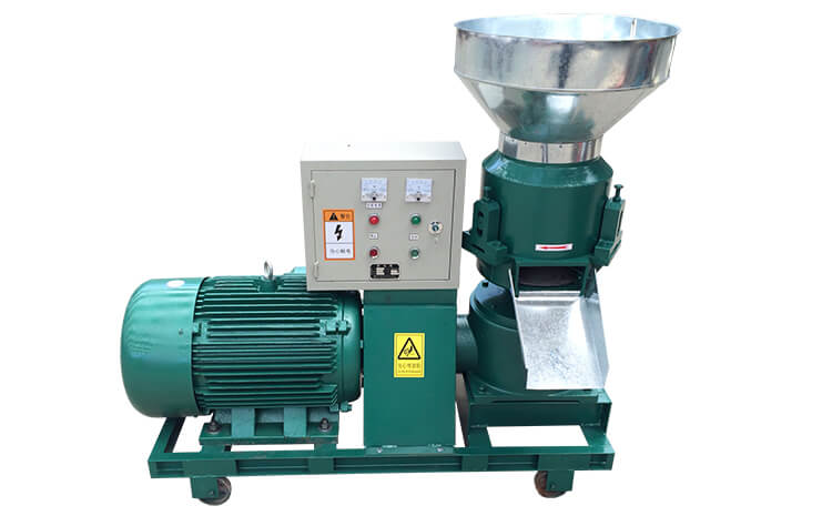 Poultry Feed Granulator Machine