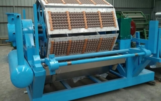 Pulp Egg Tray Machine
