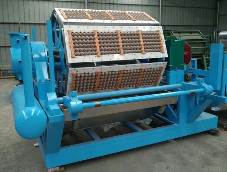 Pulp Egg Tray Machine