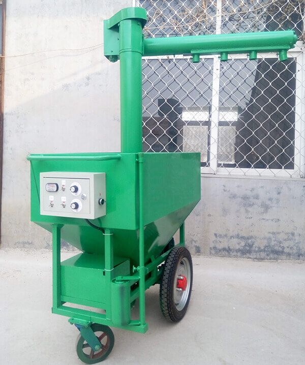 Semi automatic Poultry Feeding Machine