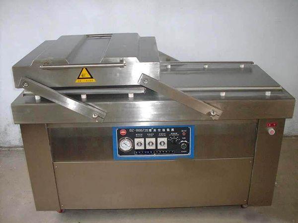 Vacuum package machine