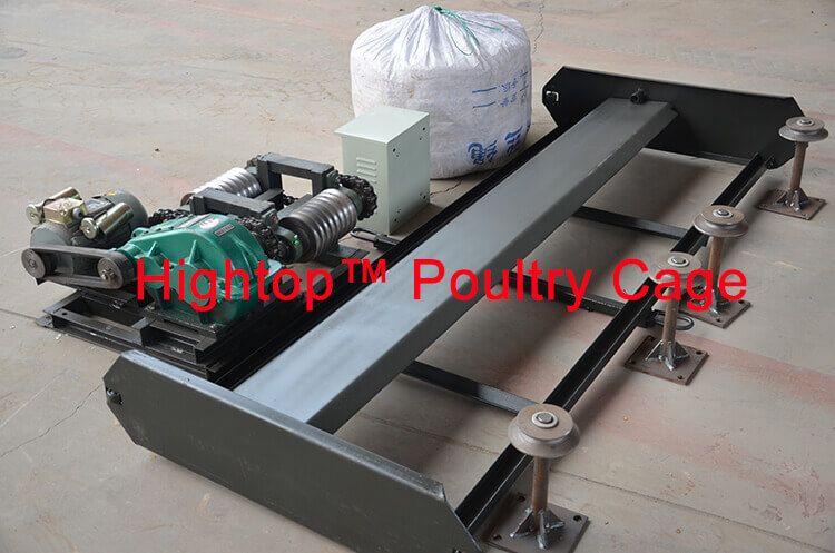 automatic manure clean machine