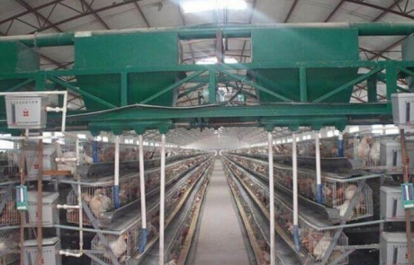 gantry automatic feeding machine type