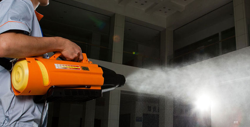 disinfectant fogger machine