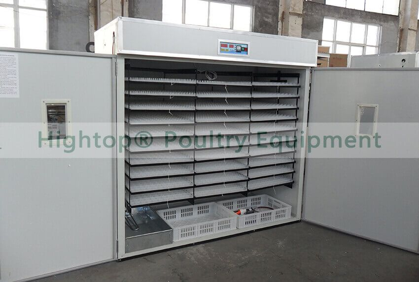 large capacity egg incubator