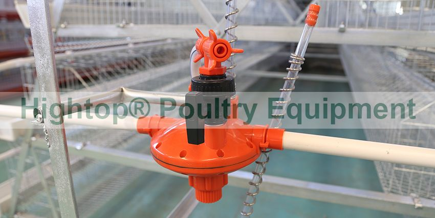 automatic & adjusting poultry water pressure regulator